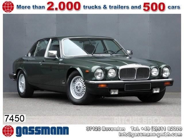 Jaguar Daimler Double Six, Ab jetzt Oldtimer!