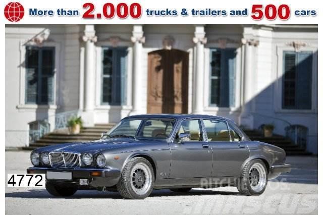 Jaguar Daimler Double Six Lister Umbau