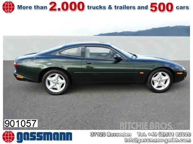Jaguar XK8 Coupe Autom./Klima/Sitzhzg./eFH./NSW/Radio