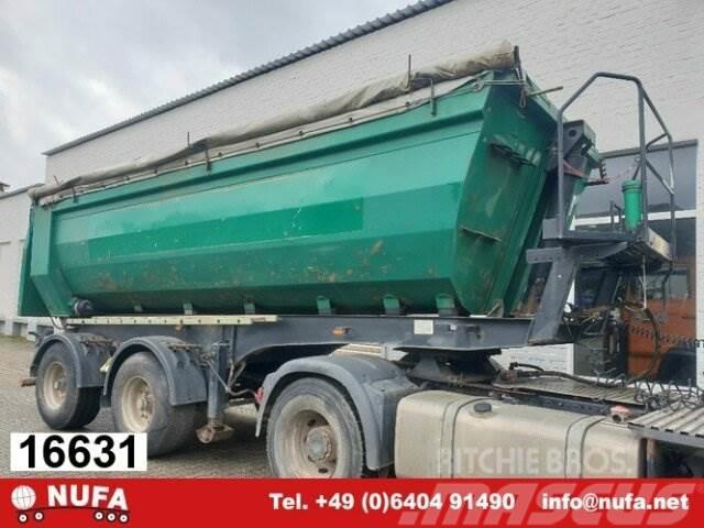 Kempf SKM 31/2 2-A-Kompaktmulde, Liftachse, 21 cbm, 2x