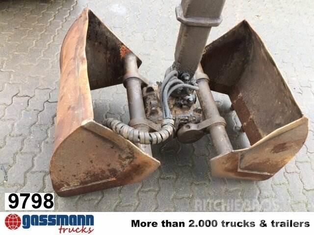 Kinshofer Greifer 800 mm, HPX System