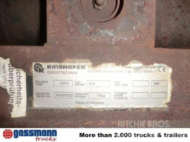 Kinshofer - / KM 924, 2003, Övriga bilar