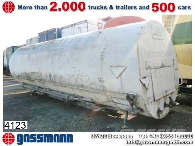 Linde Gas Tank 10.133 ltr.