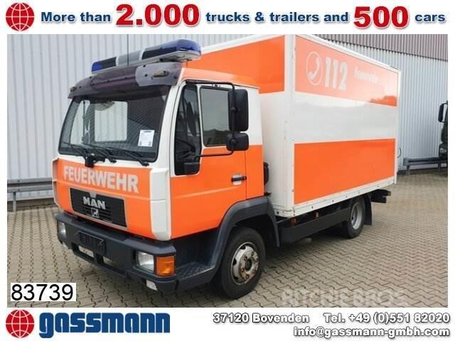 MAN 8.163 4x2 LL Gerätewagen mit MBB LBW