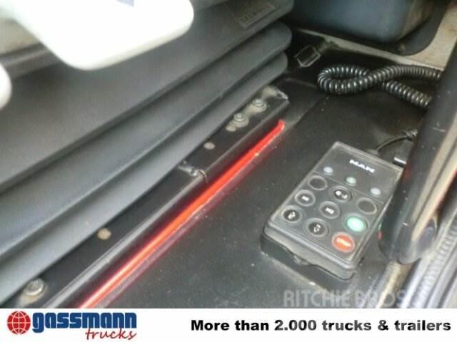 MAN L35 / 10.163 4x2 / 4x2 NSW, 2000, Skåpbilar