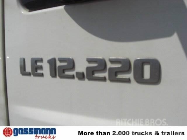 MAN LE / 12.220 BL 4x2 / 4x2 Sitzhzg./Tempomat, 2005, Chassier