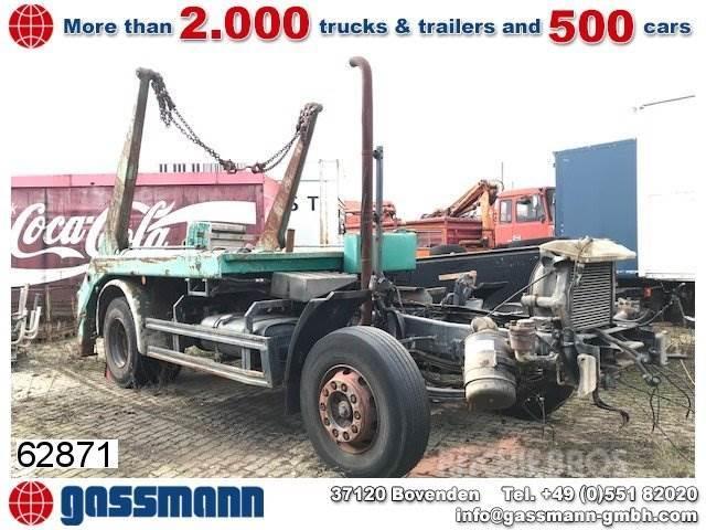 MAN M05 / 18.232 4x2 / 4x2, 1992, Camiones desmontables