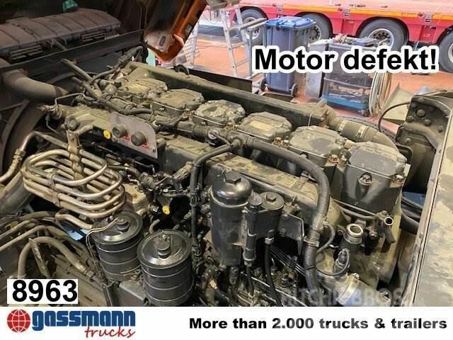 MAN Motor D2866LF23, 6-Zylinder, DEFEKT!