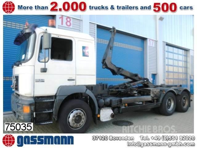 MAN T39 26.403 6x4 Standheizung/Klima/Sitzhzg./eFH.
