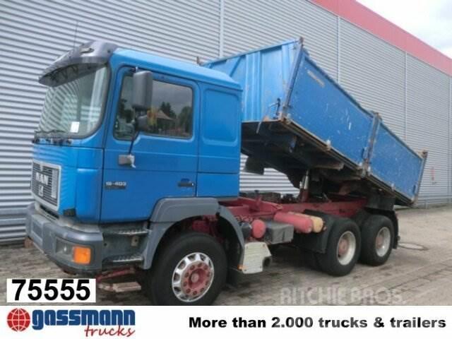 MAN T39 26.403 6x4 Standheizung/Sitzhzg./Tempomat