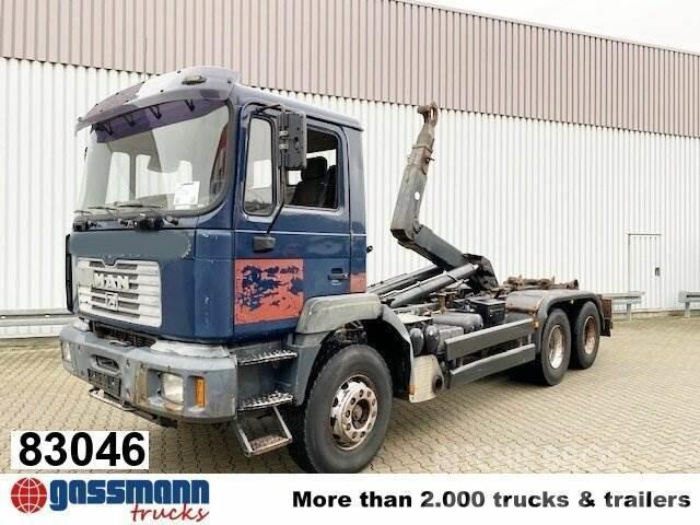 MAN T40 26.364/414 6x4, 6-Zylinder