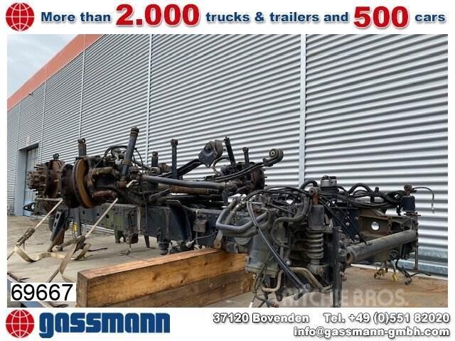 MAN TGA / 18.360/410 4x2 / 4x2 Tempomat, 2001, Övriga bilar