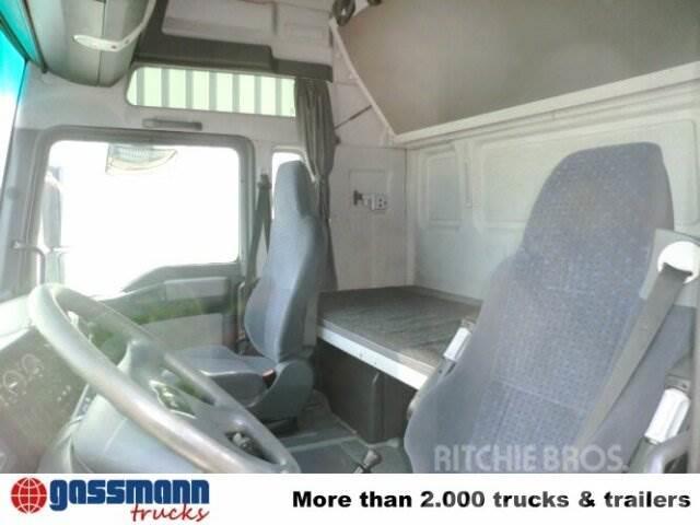 MAN TGA 18.480 FLLS/N 4x2, Ersatzteilträger! Sitzhzg., 2004, Otros camiones