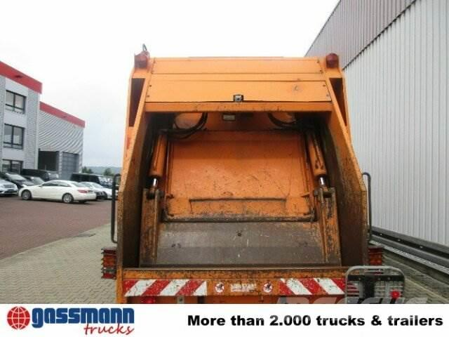 MAN TGA 26.350 6x2-2BL FAUN POWER PRESS 524 Autom./NSW, 2006, Camion de deseuri
