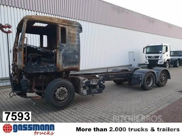 MAN TGA 26.440 6x2 BL Brandschaden