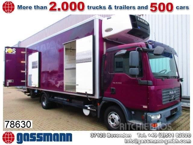 MAN TGL 12.240 BL 4x2 Kühlkoffer Carrier
