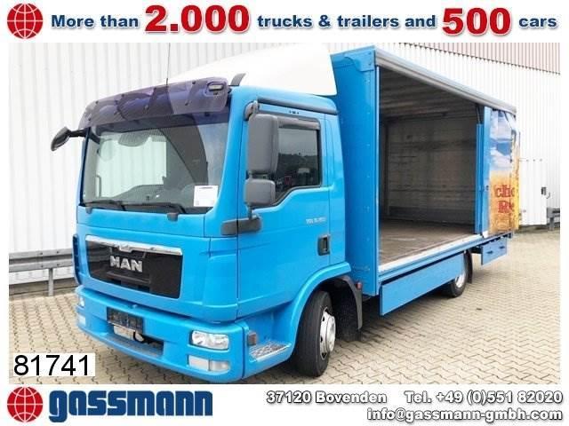 MAN TGL 8.180 4x2 BL Getränkewagen