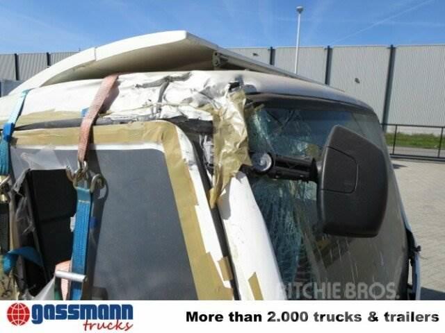 MAN TGL 8.180 Fahrerhaus ( Unfall ), 2009, Övriga bilar