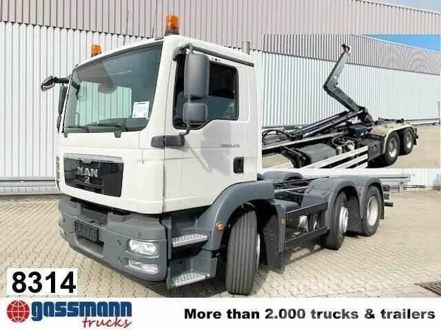 MAN TGM 26.250/340 6x2/ mit Vorlauf-Lift-/Lenkachse,