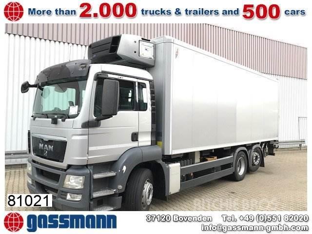 MAN TGS 26.400 6x2-4 LL Kühlkoffer, Carrier, LBW,
