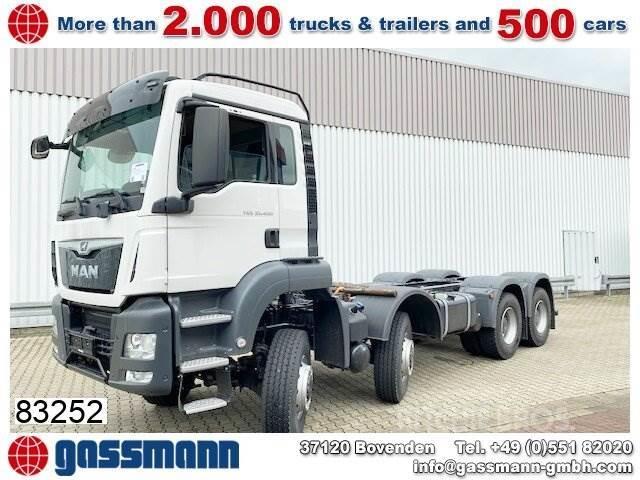 MAN TGS 35.400 8x6 BB
