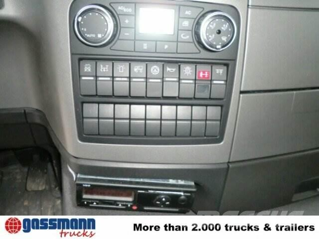 MAN TGS 50.480 BB 10x4, 2x VORHANDEN! Autom./Klima, Chassier