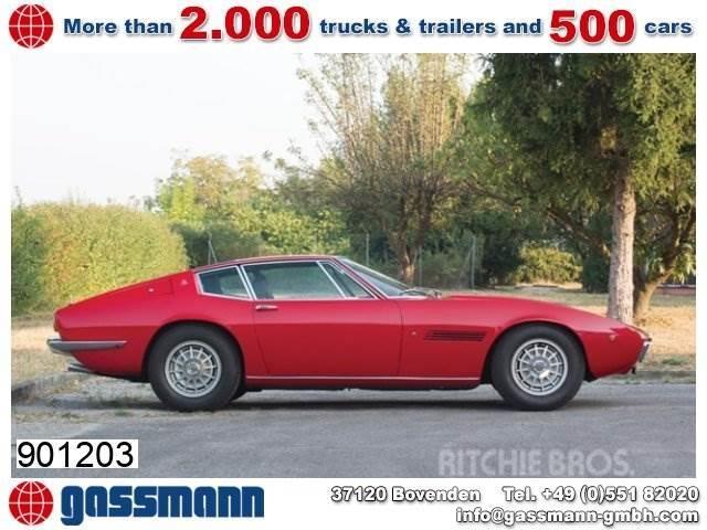 Maserati Ghibli 4.9 SS Radio