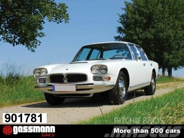 Maserati Quattroporte 1967