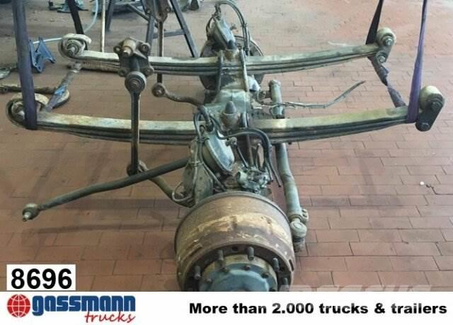 MB Trac Actros 9t Vorderachse