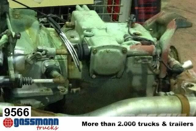 MB Trac Getriebe -