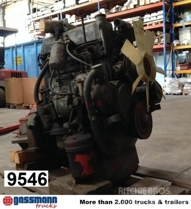 MB Trac OM 314