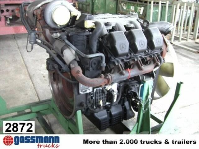 MB Trac OM 501