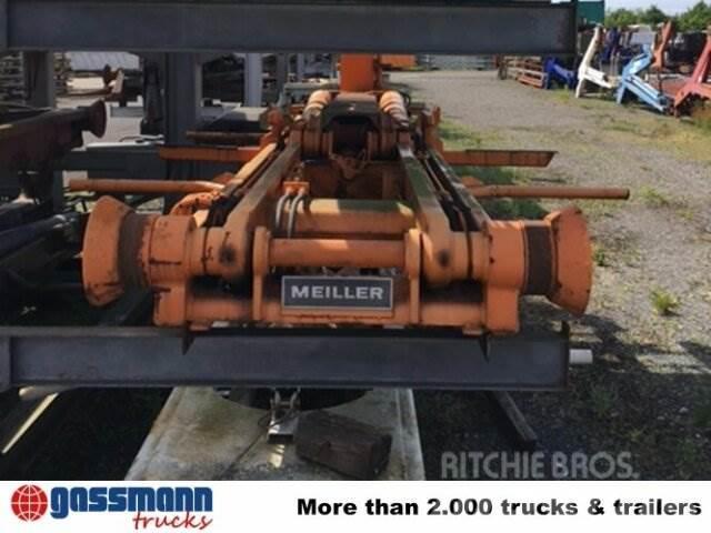 Meiller Abrollanlage, Lastväxlare/Krokbilar
