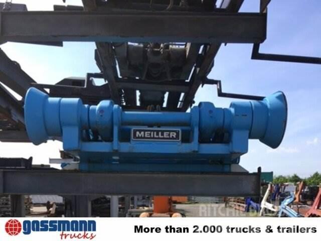 Meiller - / Abrollanlage, Lastväxlare/Krokbilar