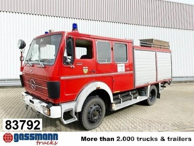 Mercedes-Benz 1017 AF 4x4, TLF16/25, Feuerwehr