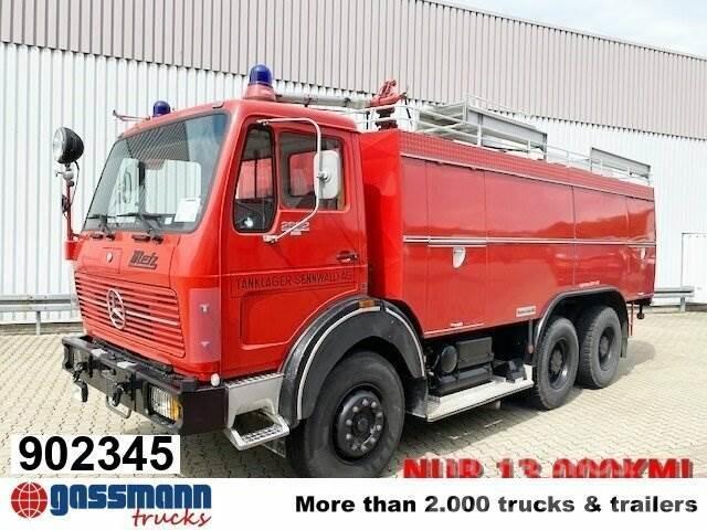 Mercedes-Benz 2632 K 6x4 TLF 3000/5000, Feuerwehr