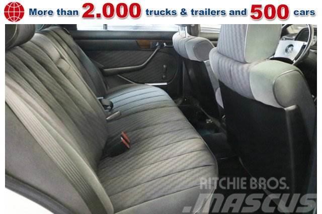 Mercedes-Benz 280 S Limousine Autom./Klima/NSW/Wurzelholzdekor
