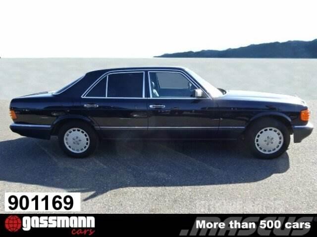 Mercedes-Benz 300 SE Limousine, mehrfach vorhanden! Autom./eFH.