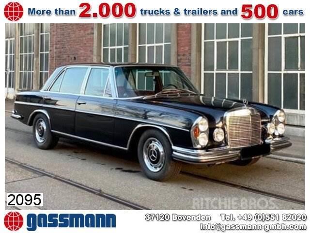 Mercedes-Benz 300 SEL/8 6.3 W109