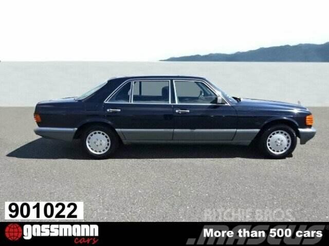 Mercedes-Benz 420 SEL Limousine lang Autom./Klima/Tempomat/eFH.