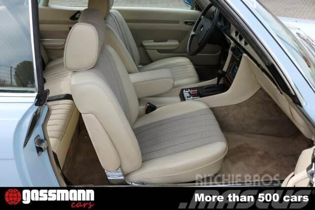 Mercedes Benz Coupe >> Mercedes Benz 450 Slc Coupe Mehrfach Vorhanden