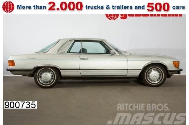 Mercedes-Benz 450 SLC Coupe, mehrfach VORHANDEN!