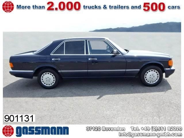 Mercedes-Benz 500 SE Limousine, mehrfach VORHANDEN! Autom./eFH.