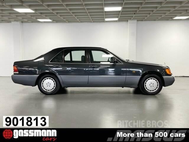 Mercedes-Benz 500 SEL / S 500, mehrfach VORHANDEN!
