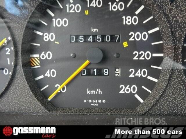 Mercedes-Benz 560 SEL Limousine Lang, 14x VORHANDEN!