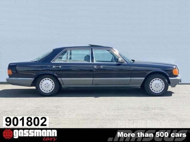 Mercedes-Benz 560 SEL, mehrfach VORHANDEN!