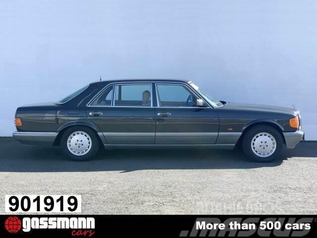 Mercedes-Benz 560 SEL, ohne KAT- 299 PS