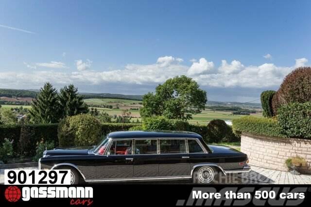 Mercedes-Benz 600 Pullmann Lang, 6-Türig