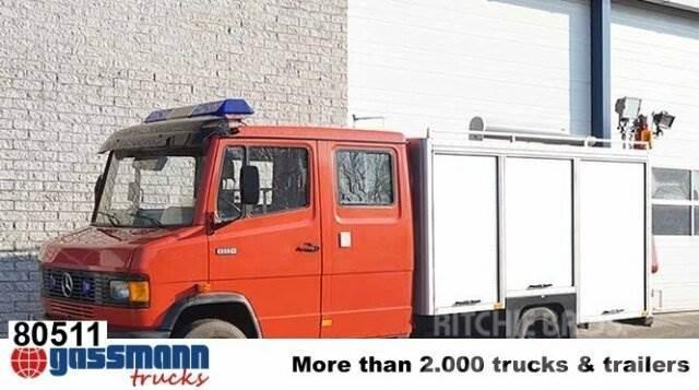 Mercedes-Benz 811D 4x2 Feuerwehrwagen