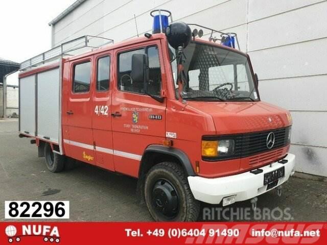Mercedes-Benz 814 D LF 8/6 4x2, DOKA, Feuerwehr